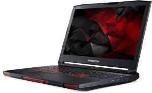 acer-predator-17x Gamer Notebook