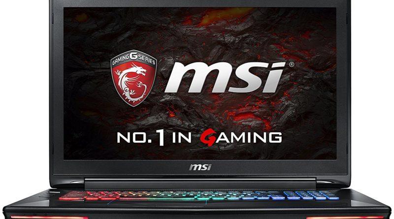 MSI GT72VR-6RD16H21 Dominator Pro